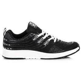 Ax Boxing Pantofi de alergare pentru femei negru