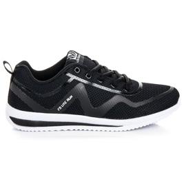 Ax Boxing negru Pantofi sport casual