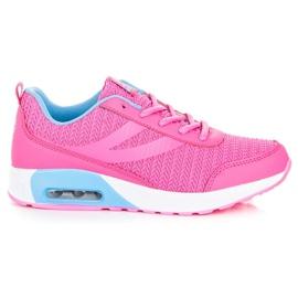 Ax Boxing Pantofi de sport la modă roz