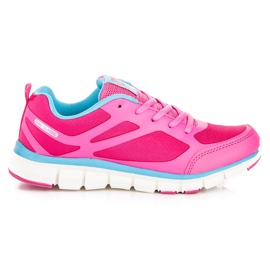 Ax Boxing Pantofi sport clasic roz