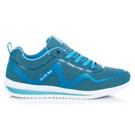 Ax Boxing albastru Pantofi sport casual