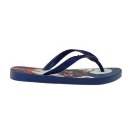 Flip flops cu Ipanema lup albastru