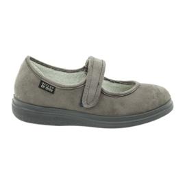 Befado femei pantofi pu 462D001 gri