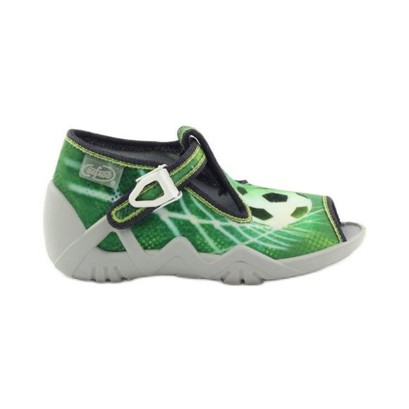Pantofi de copii Befado 217P093 verde