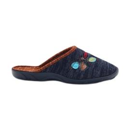 Pantofi de femei Befado colorate pu 235D153