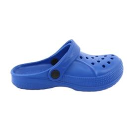 Befado alte încălțăminte pentru copii - floarea-soarelui 159X008 albastru