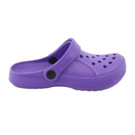 Befado alte încălțăminte pentru copii - violet 159Y002
