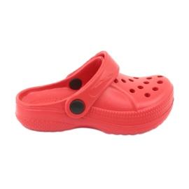 Befado alte pantofi pentru copii - roșu 159Y005