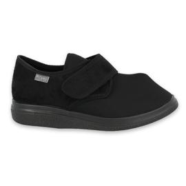Befado femei pantofi pu 036D006 negru
