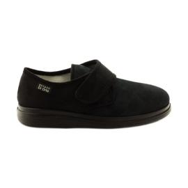 Befado femei pantofi pu 036D007 negru