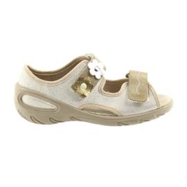 Galben Befado pantofi pentru copii pu 065X121