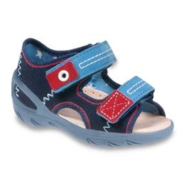 Bleumarin Pantofi de copii Befado pu 065X112