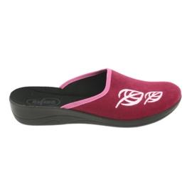 Befado femei pantofi pu 552D003 roz