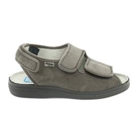 Befado femei pantofi pu 676D006 gri