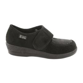 Befado femei pantofi pu 984D012 negru