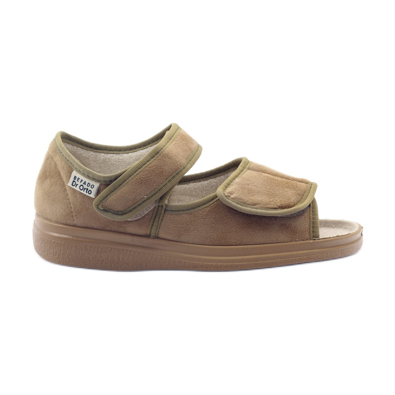 Befado femei pantofi 989D003 maro
