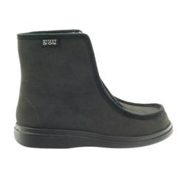 Negru Befado bărbați pantofi 996M008
