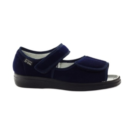 Bleumarin Befado bărbați pantofi 989M002