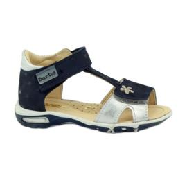 Sandale Velcro Bartuś 138 albastru