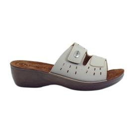 Maro Velcro cârlige kotblno Inblu PL029 bej