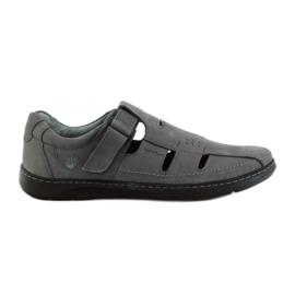 Gri Riko bărbați sandale pentru încălțăminte 851