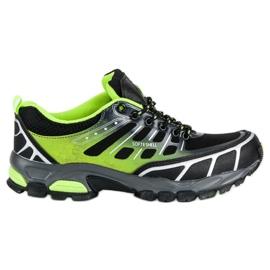 Hasby verde Pantofi pentru trekking pentru femei