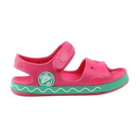 Sandale de apă Żabka COQUI Pink