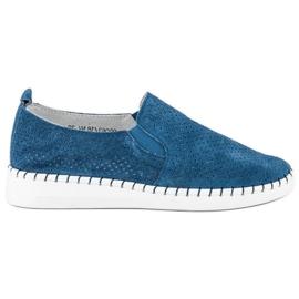 Filippo Deschideți pantofii albastru