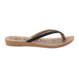 Flip-flops INBLU IR063 negru