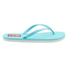 Flip-flops Big Star 274A131 albastru