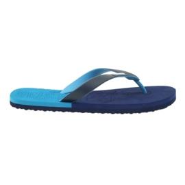 Flip-flops Big Star 174421 albastru maroniu