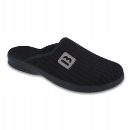 Negru Pantofi bărbați Befado pu 548M015