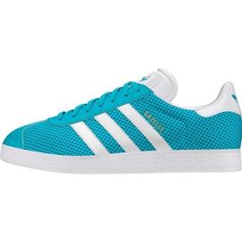 Albastru Pantofii Adidas Originals Gazelle în BB2761