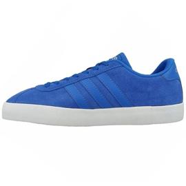 Albastru Adidas Originals Vl Curcubeu Vulc M AW3928 pantofi