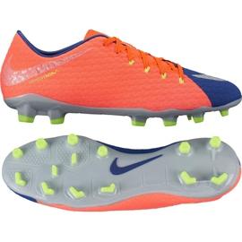 Pantofi de fotbal Nike Hypervenom Phelon Iii Fg M 852556-409