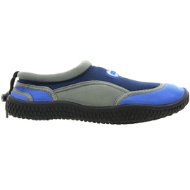 Aqua-Speed Jr. pantofi neopren plajă maro-gri