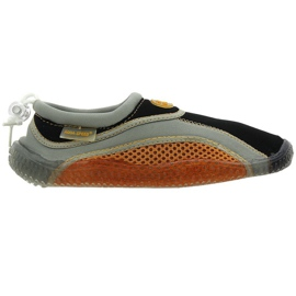 Aqua-Speed Jr. pantofi neopren plaja maro
