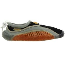 Aqua-Speed Jr. pantofi neopren plaja maro [ 'multicolor']