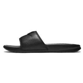 Negru Papuci Nike Benassi Jdi M 343880-001