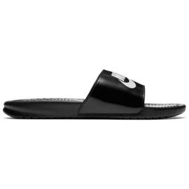 Negru Papuci Nike Benassi Jdi M 343880-015
