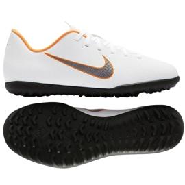 Nike Mercurial VaporX 12 pantofi de fotbal pentru cluburi Tf Gs Jr AH7355-107