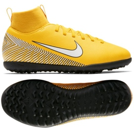 Pantofi de fotbal Nike Mercurial Superfly 6 Club Neymar Tf Jr AO2894-710