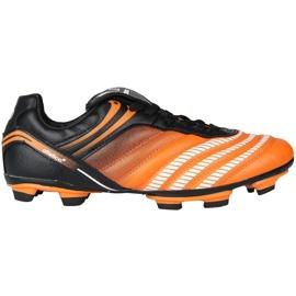Pantofi de fotbal Atletico Fg Jr 14-1216 portocaliu portocaliu