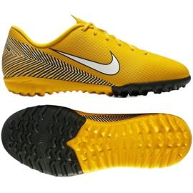 Nike Mercurial Vapor 12 Academie Pantofi de fotbal Neymar Tf Jr AO9476-710