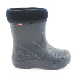 Pantofi de copii Befado kalosz-garnet 162P103 bleumarin