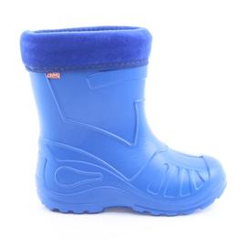 Befado încălțăminte pentru copii galoskie-chabrowy 162P106 albastru