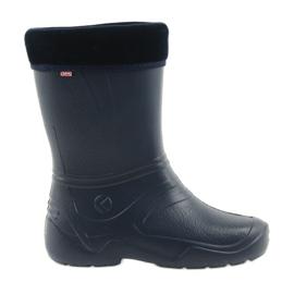 Befado pantofi pentru copii kalosz-garnet 162Q103 bleumarin
