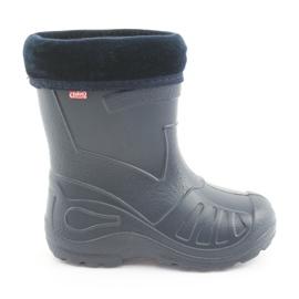 Pantofi de copii Befado galosh-granet 162Y103 bleumarin