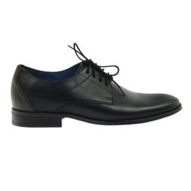 Pantofi negri Nikopol 1677