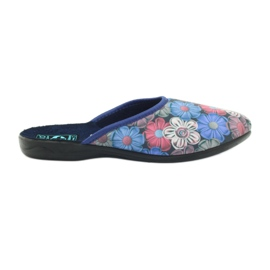 Multicolor Adanex colorat cu flori colorate pentru papuci